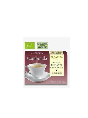 Camomilla 20 Bustine Filtro Erbamea