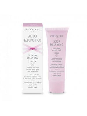Acido Ialuronico CC Cream Crema Viso Miele