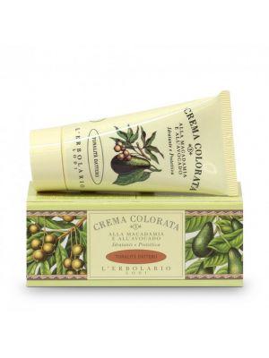 Crema Colorata alla Macadamia e all' Avocado – (nr. 3) tonalità Dattero