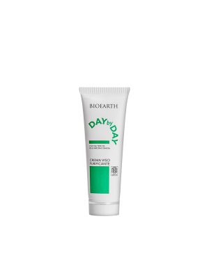 Bioearth Crema Viso Purificante Day By Day