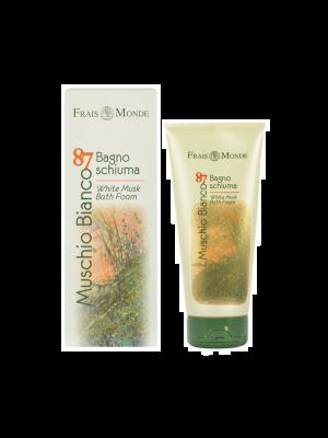 Bagno Schiuma muschio bianco 87' 200 ml - Frais monde