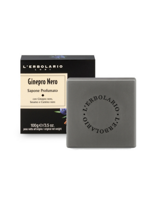 Ginepro Nero Sapone