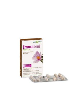 IMMULENE FORTE 20CPS BIOSLINE