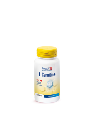 LONGLIFE LCARNITINE 60CPS