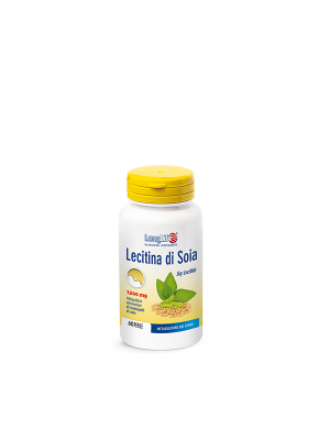 LONGLIFE LECITINA SOIA 60PRL