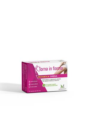 Torna in Forma Metabolik Drena capsule