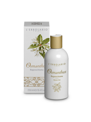 Osmanthus Bagnoschiuma 250 ml - L'erbolario
