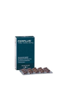 FERPLUS TRE-TARD 30MG 30CPR