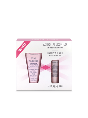 Acido Ialuronico Set Mani & Labbra