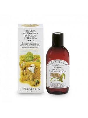 Shampoo all'Estratto di Miglio e alla Soja