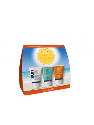 SUN&TRAVEL KIT CR SOL SPF30