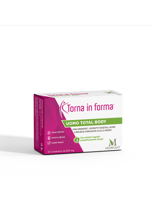 TORNA IN FORMA U TOT BODY30CPR