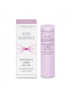 Trattamento Labbra Anti-Age Acido Ialuronico