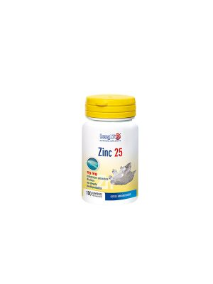 Zinc 25mg Longlife