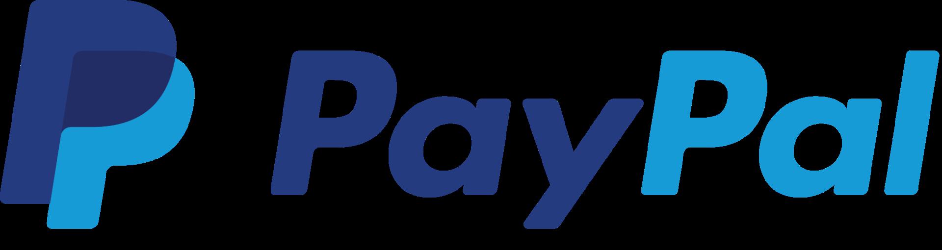 Pagamenti accettati: Paypal e carte di credito